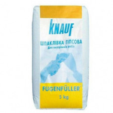 Шпаклевка для швов гипсокартона Фугенфюллер (5 кг)