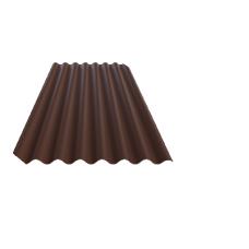 Фиброцементный лист FIBRODAH Classic (1750x1130 мм), коричневый