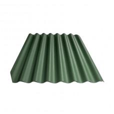 Фиброцементный лист FIBRODAH Classic (1750x1130 мм), зеленый