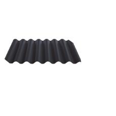 Фиброцементный лист FIBRODAH Classic (1750x1130 мм), черный