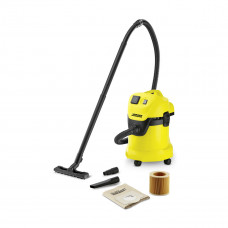 Пылесос хозяйственный Karcher WD3P 1400 Вт