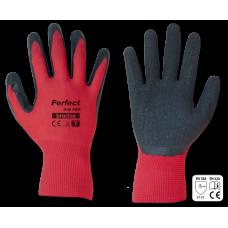 Перчатки защитные Bradas PERFECT GRIP RED латекс, размер 10