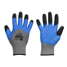 Перчатки защитные Bradas ARCTIC, латекс, размер 10
