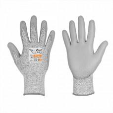 Перчатки защитные Bradas CUT COVER 3, полиуретан, размер 10