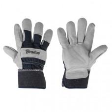 Перчатки защитные Bradas IRON BULL кожа, размер 10,5