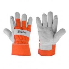 Перчатки защитные Bradas IRON BULL CANYON кожа, размер 10,5