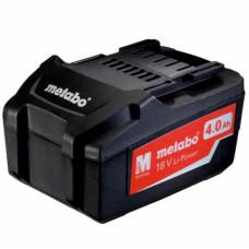 Аккумулятор METABO Li-Ion 18 В 5,2 Ач