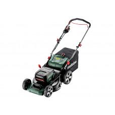 Аккумуляторная газонокосилка METABO RM 36-18 LTX BL 46