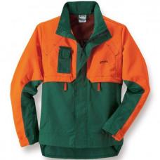 Куртка STIHL ECONOMY PLUS, зеленый / оранжевый