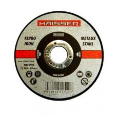 Круг отрезной по металлу и нерж HAISSER 150х1,6х22,2