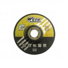Зачистной круг по металлу Werk 125х6,3х22,23