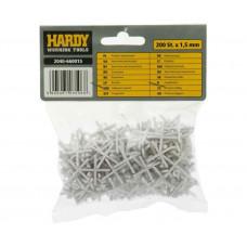 Крестики для кафеля Hardy 1,5 мм, 200 шт