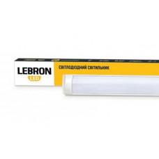 LED светильник LEBRON L-LPO, 36W, 1200мм, 6200K, 2700Lm