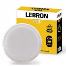 LED светильник LEBRON L-DR-1241, 12W, 900Lm, 4100K, встраиваемый