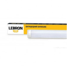 LED светильник LEBRON L-LPO, 18W, 600мм, 6200K, 1350Lm