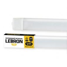 LED светильник LEBRON L-LPP, 18W, 550*50*32, 6200K, 1500Lm, IP65