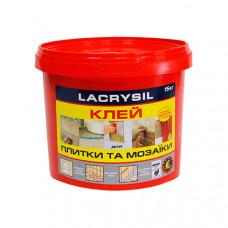 Клей для плитки и мозаики Lacrysil (15кг)