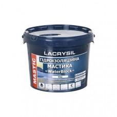 Мастика гидроизоляционная (6 кг) Lacrysil