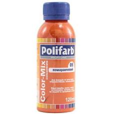 Колорант Polifarb Сolor-Mix оранжевый 120 л