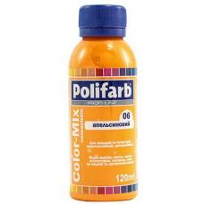Колорант Polifarb Сolor-Mix апельсиновий 120 мл