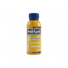 Колорант Polifarb Сolor-Mix желто-коричневый 120 мл