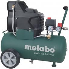 Компресcор Basic BASIC 250-24 W OF METABO