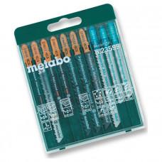 Набор пилок для лобзика «SP» METABO  (10 предметов)