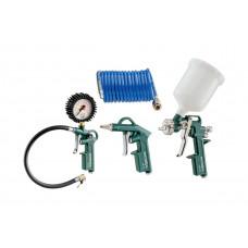Набор пневматических инструментов LPZ 4 SET METABO