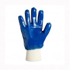 Перчатки рабочие ДОЛОНИ нитриловые (манжеты-краги)