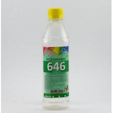 Растворитель Колис 646, 0,4 л