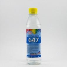 Растворитель Колис 647, 0,4 л