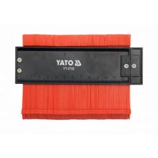 Шаблон профилей YATO 125 мм